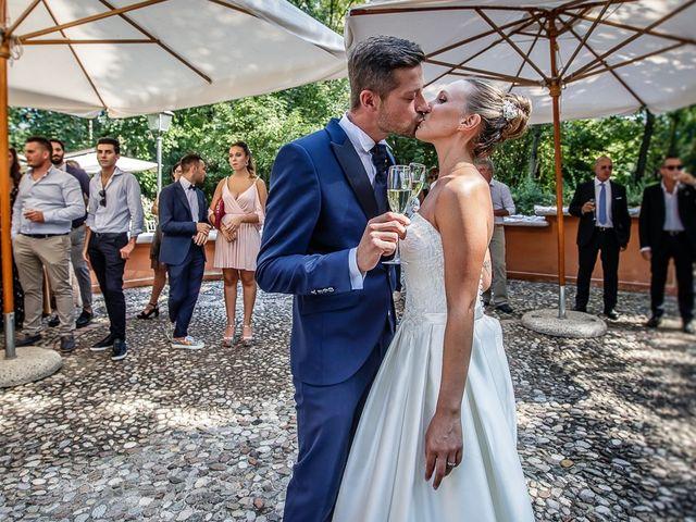 Il matrimonio di Alessandro e Silvia a Calcio, Bergamo 207