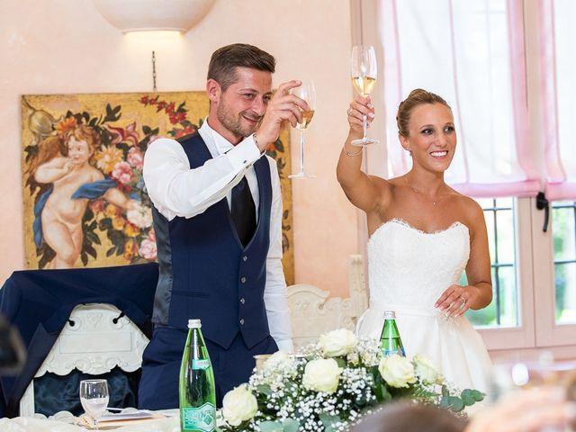 Il matrimonio di Alessandro e Silvia a Calcio, Bergamo 220