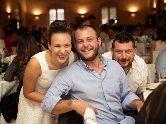 Il matrimonio di Alessandro e Silvia a Calcio, Bergamo 222