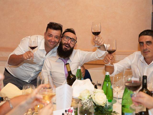 Il matrimonio di Alessandro e Silvia a Calcio, Bergamo 223