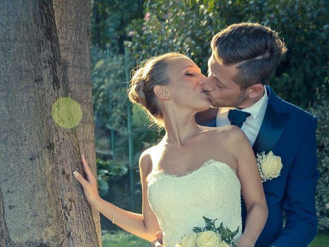 Il matrimonio di Alessandro e Silvia a Calcio, Bergamo 234
