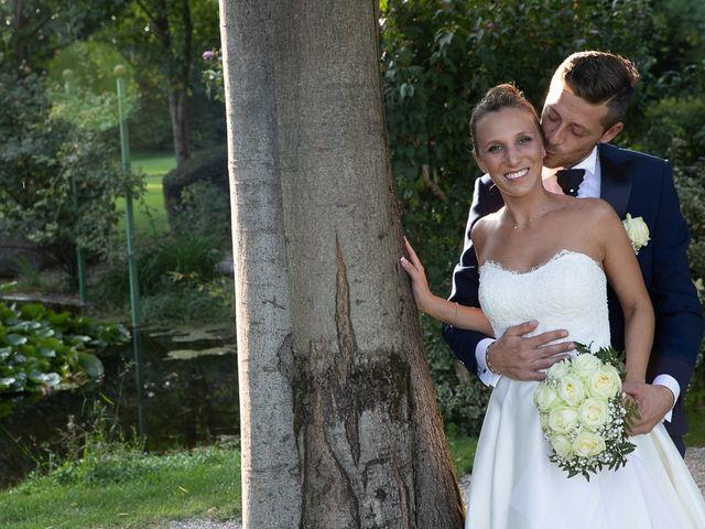 Il matrimonio di Alessandro e Silvia a Calcio, Bergamo 239