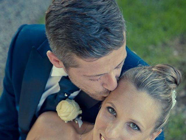 Il matrimonio di Alessandro e Silvia a Calcio, Bergamo 240