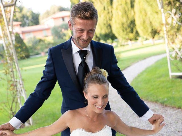 Il matrimonio di Alessandro e Silvia a Calcio, Bergamo 244