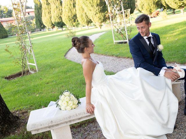 Il matrimonio di Alessandro e Silvia a Calcio, Bergamo 245