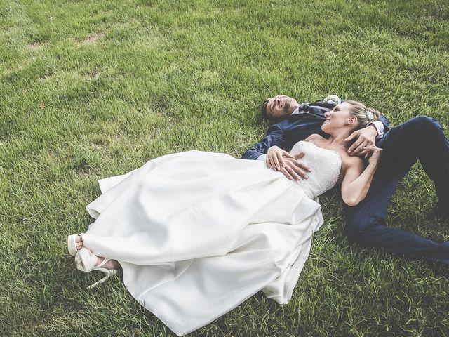 Il matrimonio di Alessandro e Silvia a Calcio, Bergamo 246