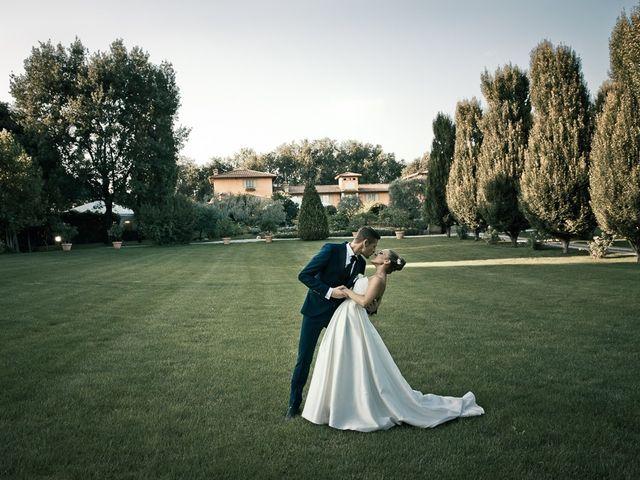Il matrimonio di Alessandro e Silvia a Calcio, Bergamo 248