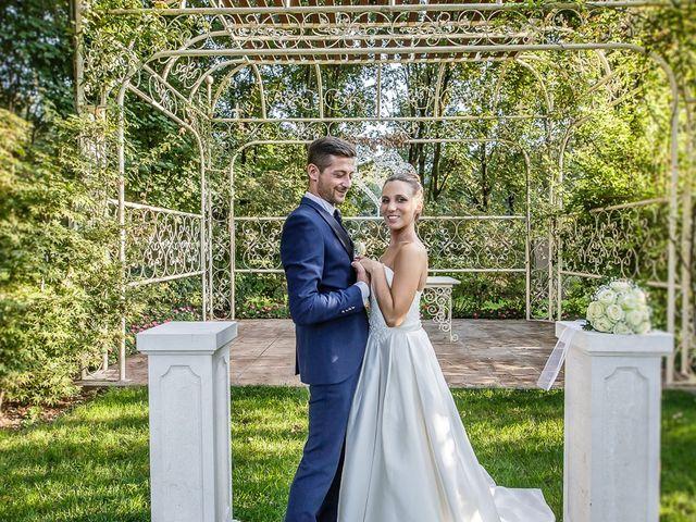 Il matrimonio di Alessandro e Silvia a Calcio, Bergamo 251