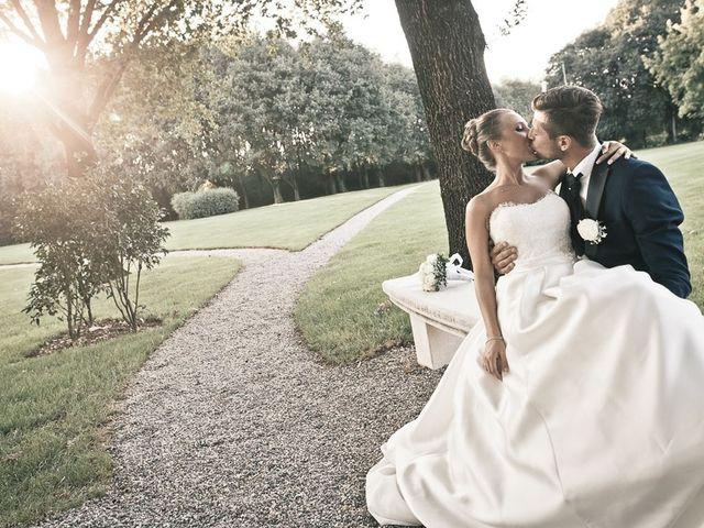 Il matrimonio di Alessandro e Silvia a Calcio, Bergamo 257