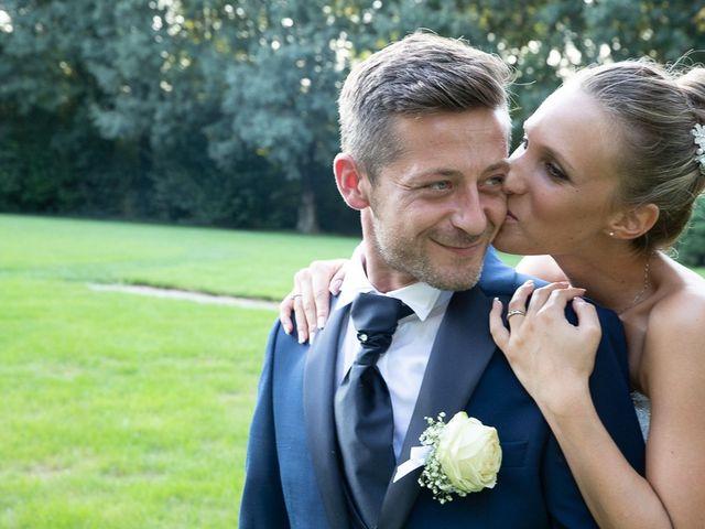 Il matrimonio di Alessandro e Silvia a Calcio, Bergamo 259