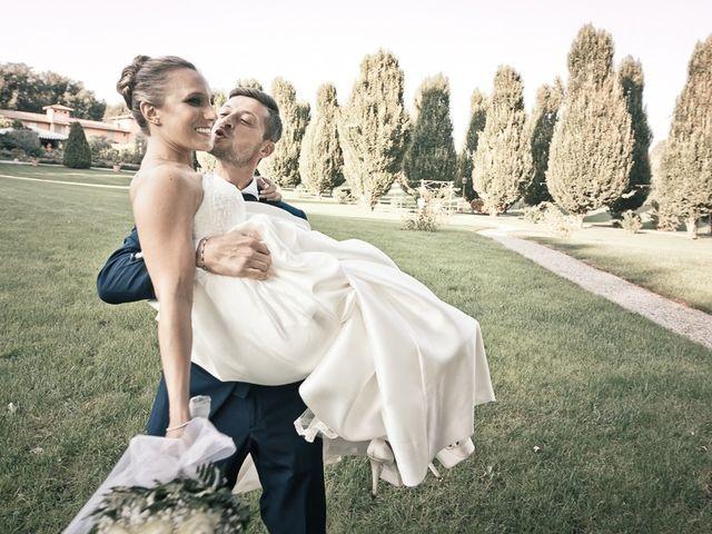 Il matrimonio di Alessandro e Silvia a Calcio, Bergamo 263