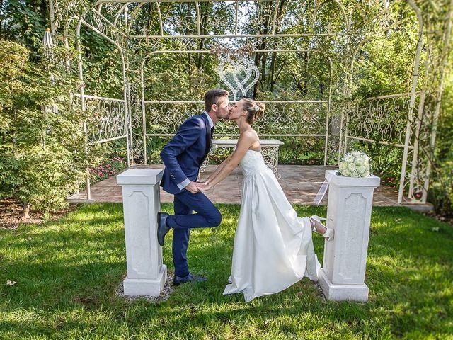 Il matrimonio di Alessandro e Silvia a Calcio, Bergamo 264