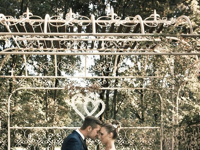 Il matrimonio di Alessandro e Silvia a Calcio, Bergamo 265