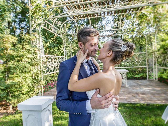 Il matrimonio di Alessandro e Silvia a Calcio, Bergamo 267