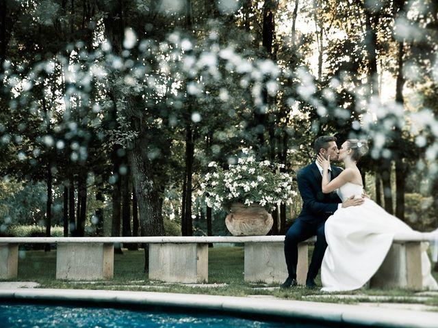 Il matrimonio di Alessandro e Silvia a Calcio, Bergamo 269