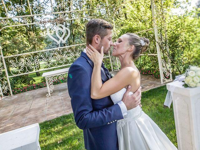 Il matrimonio di Alessandro e Silvia a Calcio, Bergamo 271