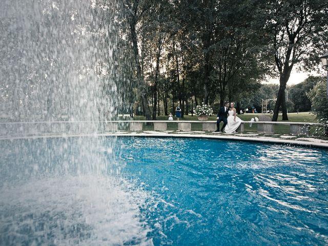 Il matrimonio di Alessandro e Silvia a Calcio, Bergamo 275