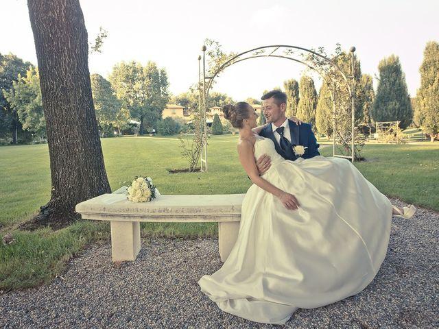 Il matrimonio di Alessandro e Silvia a Calcio, Bergamo 279