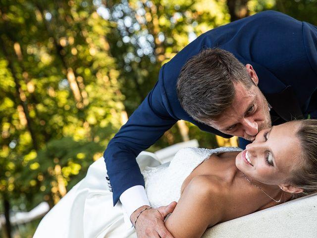 Il matrimonio di Alessandro e Silvia a Calcio, Bergamo 281