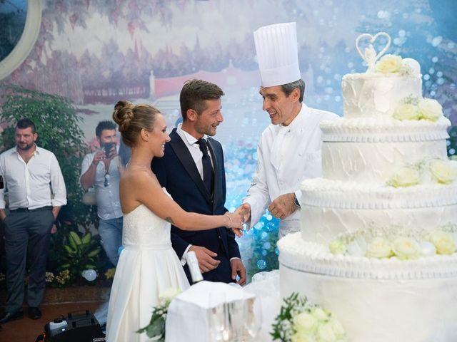 Il matrimonio di Alessandro e Silvia a Calcio, Bergamo 294