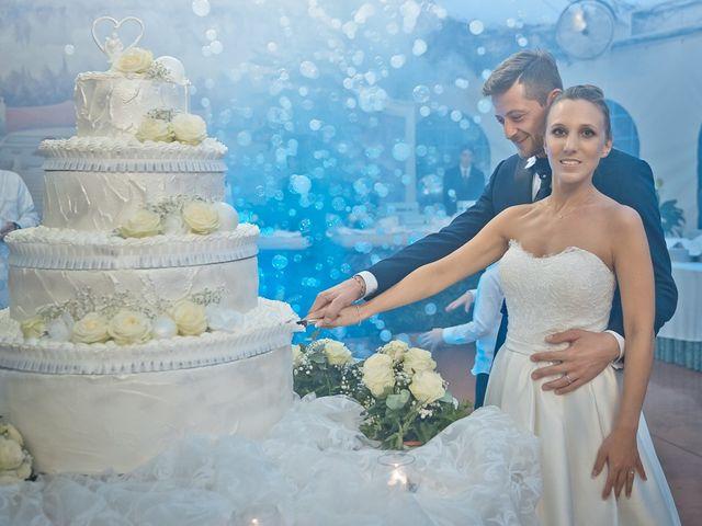 Il matrimonio di Alessandro e Silvia a Calcio, Bergamo 295