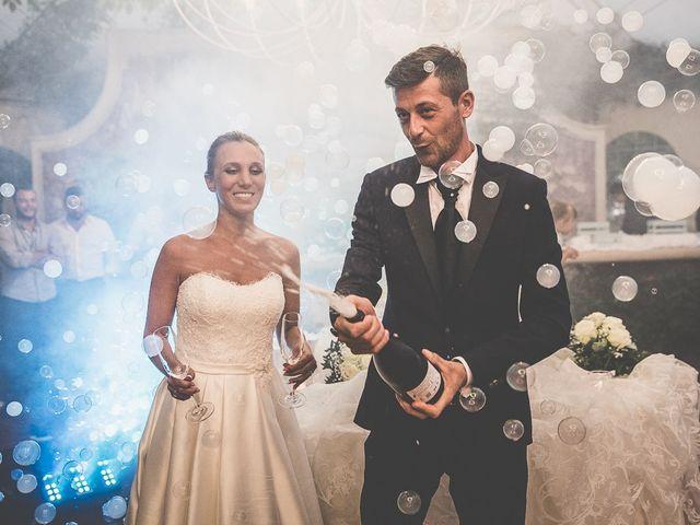 Il matrimonio di Alessandro e Silvia a Calcio, Bergamo 296