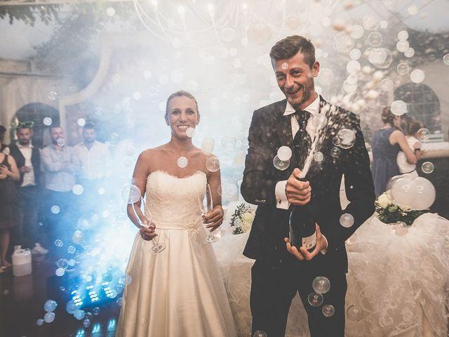 Il matrimonio di Alessandro e Silvia a Calcio, Bergamo 297