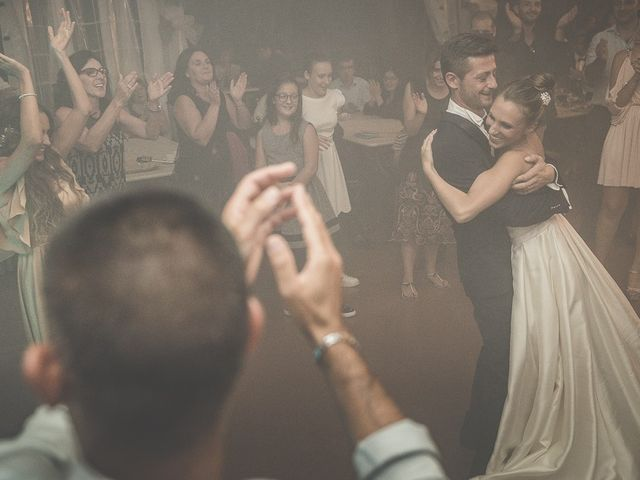 Il matrimonio di Alessandro e Silvia a Calcio, Bergamo 321