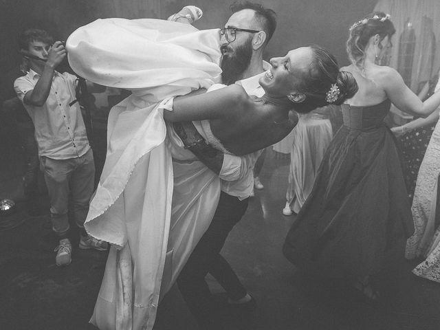 Il matrimonio di Alessandro e Silvia a Calcio, Bergamo 324