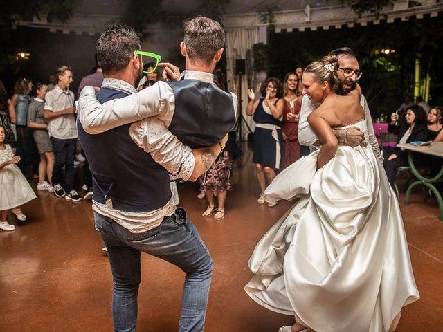 Il matrimonio di Alessandro e Silvia a Calcio, Bergamo 354