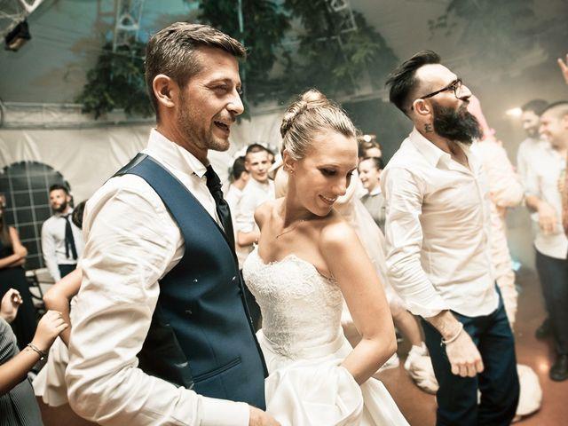 Il matrimonio di Alessandro e Silvia a Calcio, Bergamo 382