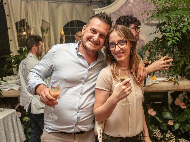 Il matrimonio di Alessandro e Silvia a Calcio, Bergamo 415