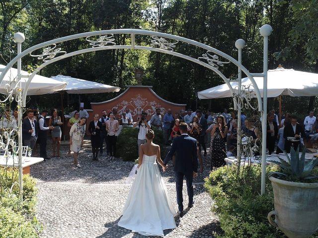 Il matrimonio di Alessandro e Silvia a Calcio, Bergamo 203
