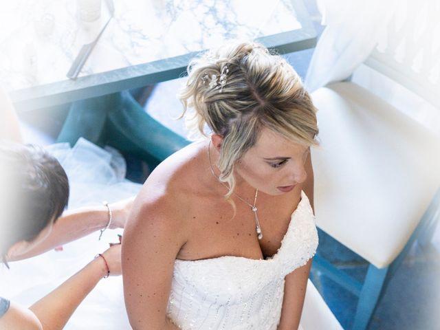 Il matrimonio di Fabio e Francesca a Marciana, Livorno 4