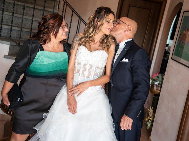 Il matrimonio di Matteo e Sabrina a Viterbo, Viterbo 9
