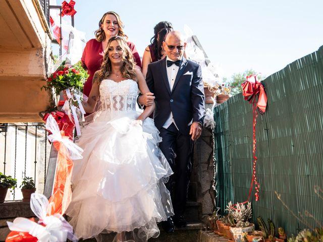 Il matrimonio di Matteo e Sabrina a Viterbo, Viterbo 14