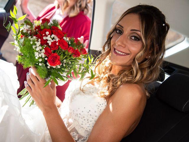Il matrimonio di Matteo e Sabrina a Viterbo, Viterbo 15