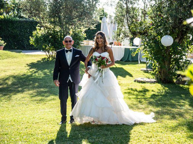 Il matrimonio di Matteo e Sabrina a Viterbo, Viterbo 18