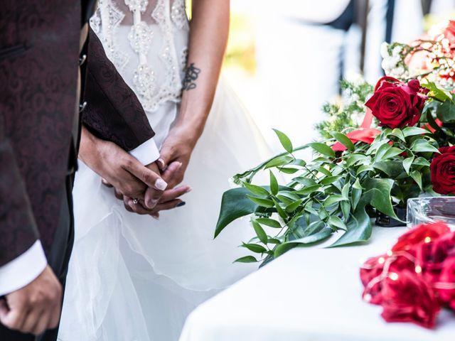 Il matrimonio di Matteo e Sabrina a Viterbo, Viterbo 19