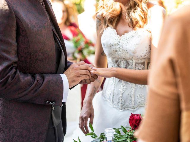 Il matrimonio di Matteo e Sabrina a Viterbo, Viterbo 23