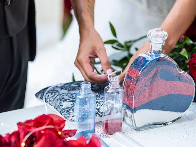 Il matrimonio di Matteo e Sabrina a Viterbo, Viterbo 24