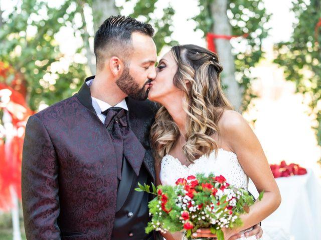 Il matrimonio di Matteo e Sabrina a Viterbo, Viterbo 28
