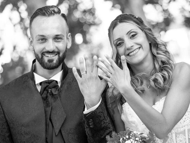Il matrimonio di Matteo e Sabrina a Viterbo, Viterbo 29