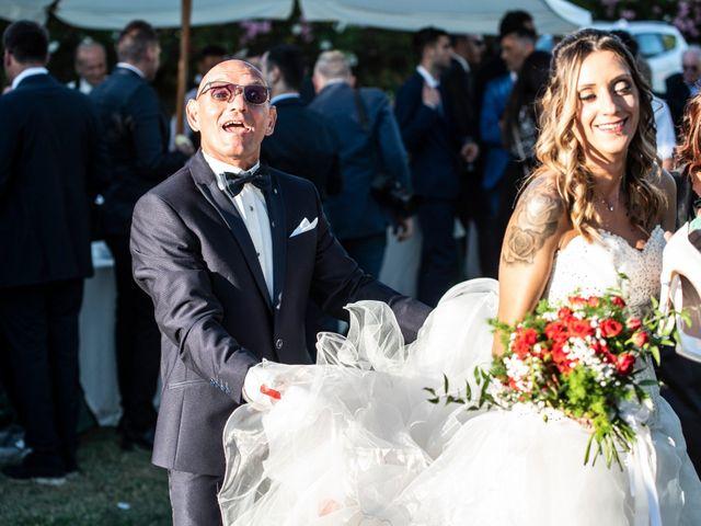 Il matrimonio di Matteo e Sabrina a Viterbo, Viterbo 34