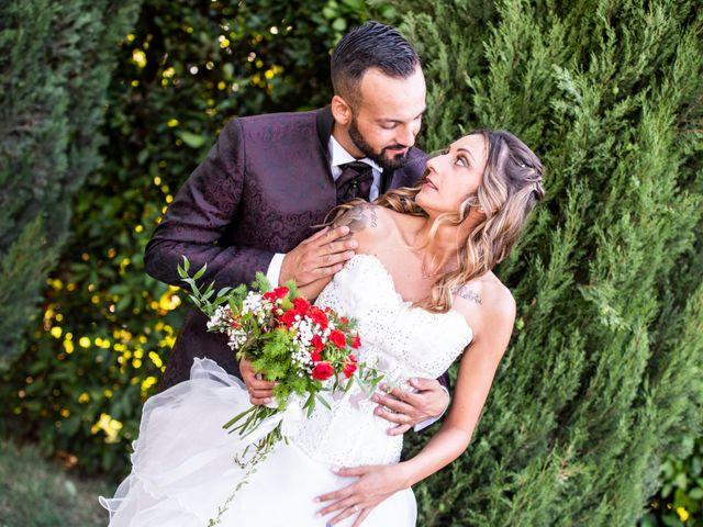 Il matrimonio di Matteo e Sabrina a Viterbo, Viterbo 35