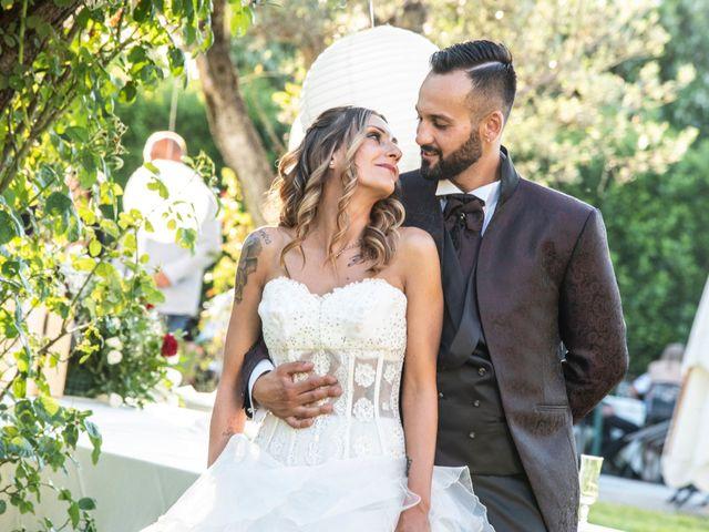Il matrimonio di Matteo e Sabrina a Viterbo, Viterbo 37