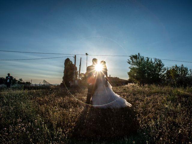 Il matrimonio di Matteo e Sabrina a Viterbo, Viterbo 1