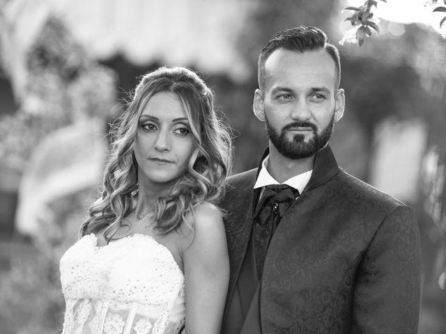 Il matrimonio di Matteo e Sabrina a Viterbo, Viterbo 43