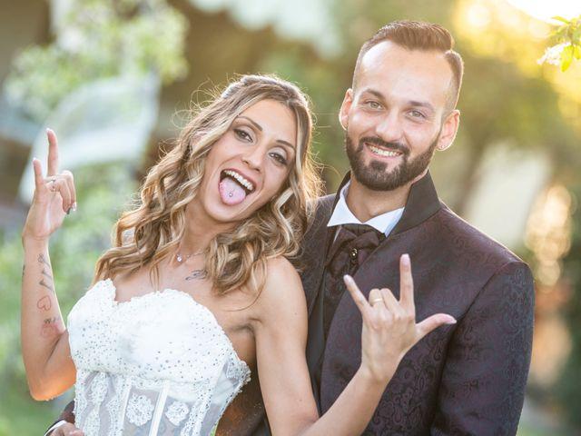 Il matrimonio di Matteo e Sabrina a Viterbo, Viterbo 44