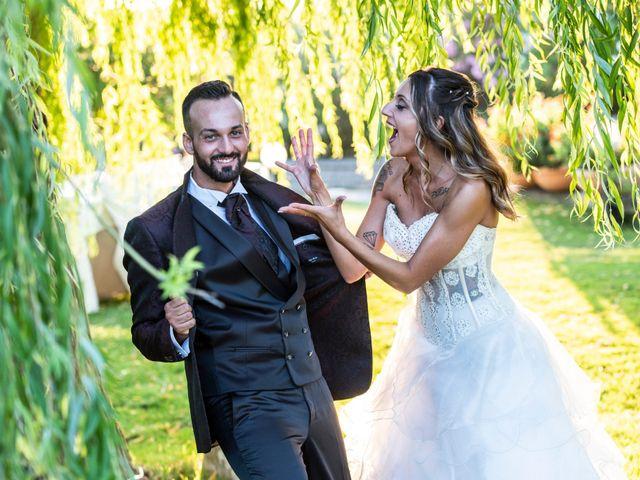 Il matrimonio di Matteo e Sabrina a Viterbo, Viterbo 45